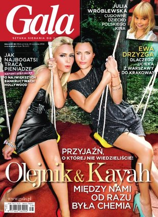 Monika Olejnik o mężu Kayah: On cię kocha