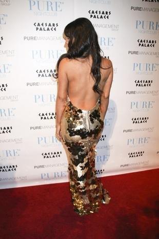 Kim Kardashian zgubiła swoją pupę! (FOTO)