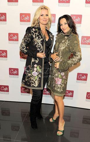 Nie tylko Steczkowska nosi ładne płaszcze (FOTO)