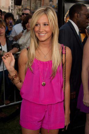Ashley Tisdale jest blondynką (FOTO)