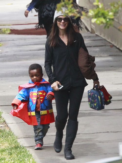 Sandra Bullock ma swojego supermana (FOTO)