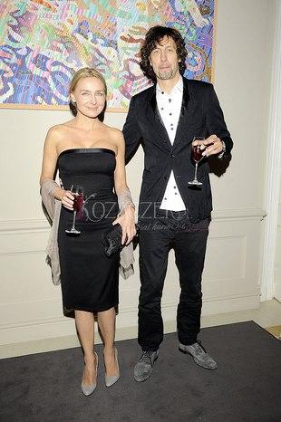 Majewski ze swą uroczą żoną Magdą (FOTO)