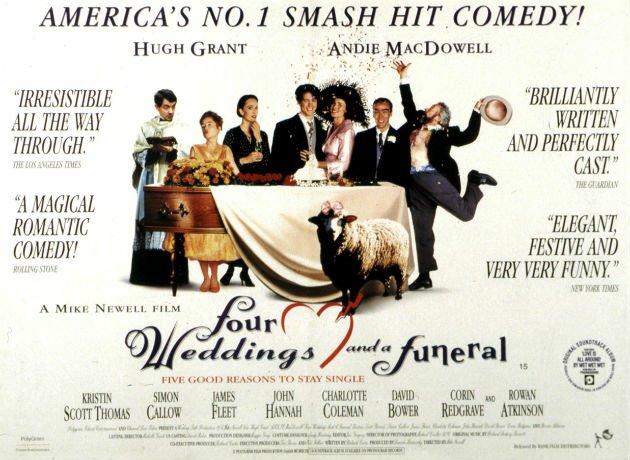 Rzeczy, o których nie wiecie na temat filmu 4 wesela i pogrzeb