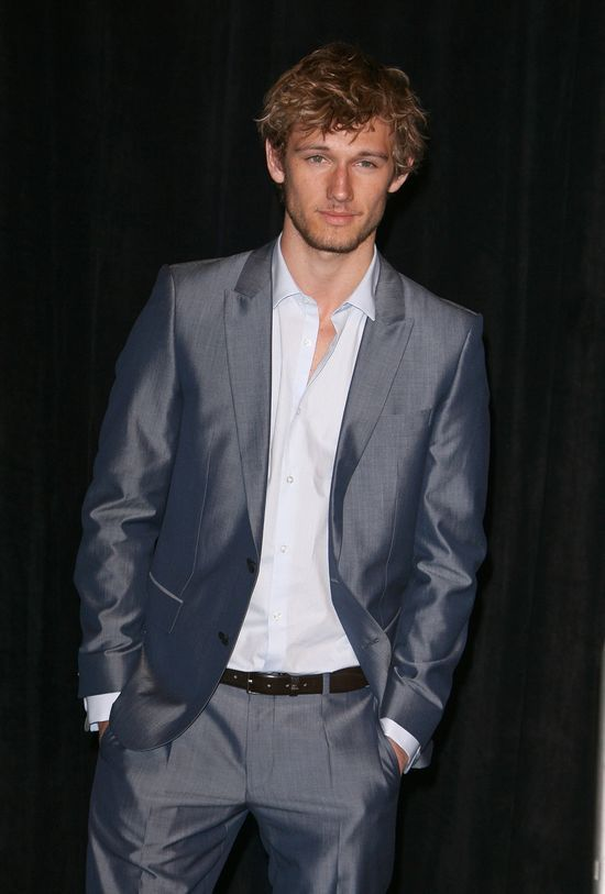 Alex Pettyfer – filmowy Christian Grey?