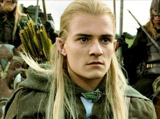 Hit YouTube! Orlando Bloom żegna się z Hobbitem (VIDEO)