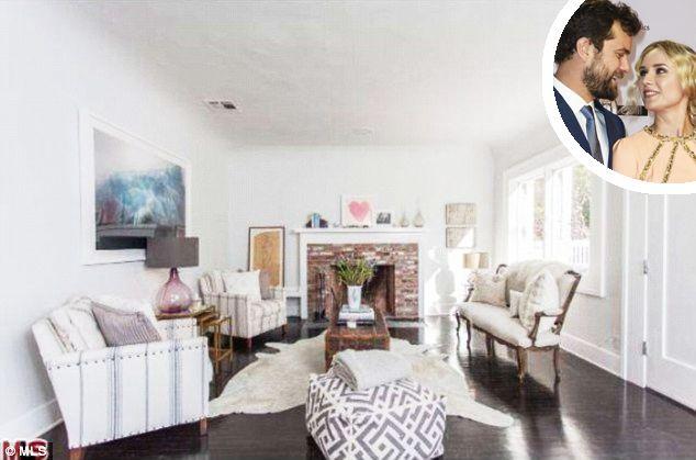 Skromne (?) mieszkanie Diane Kruger