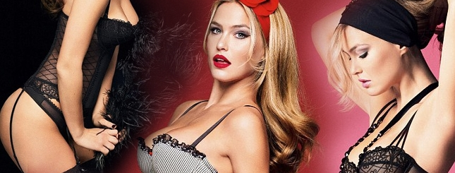 Seksowna Bar Refaeli reklamuje bieliznę Passionata (FOTO)