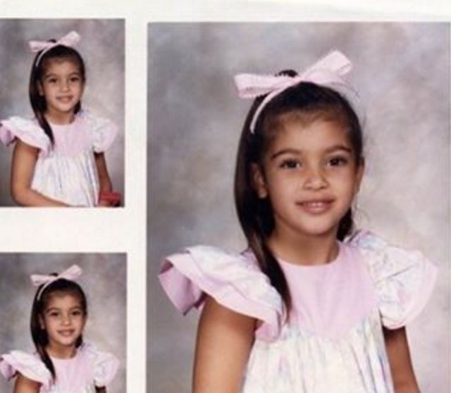 Fotografie rodziny Kardashian, ZANIM stali się celebrytami