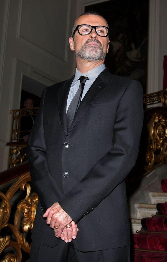 George Michael miał wypadek samochodowy