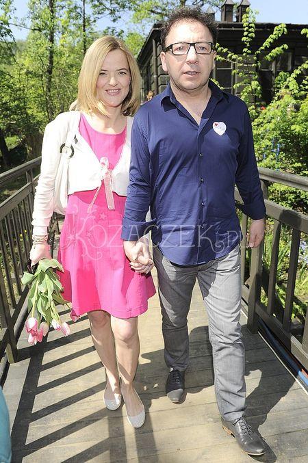 Richardson i Zamachowski oficjalnie razem (FOTO)