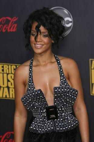 Rihanna chora