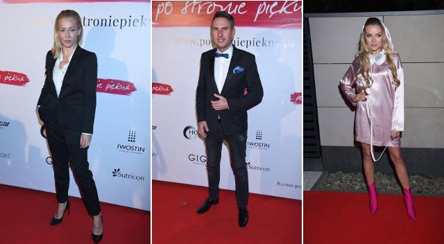 """Gwiazdy na promocji bloga Krzysztofa Gojdzia """"Po stronie piękna"""""""