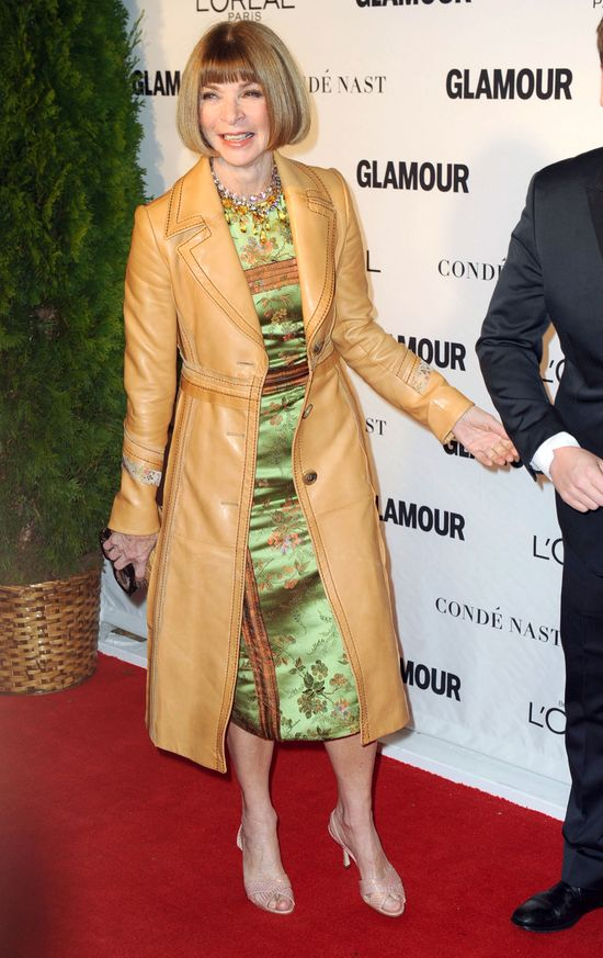 Anna Wintour, Glamour Woman of the Year 2014