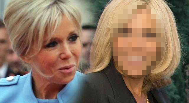 Brigitte Macron zmieniła stylistę?