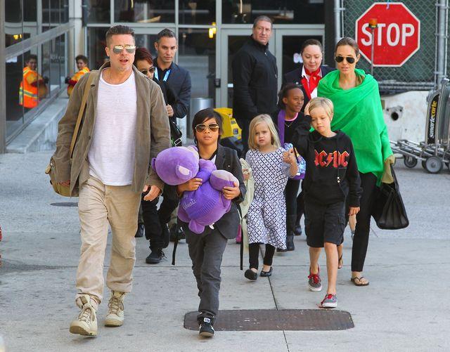 Shiloh Jolie-Pitt – córka gwiazdorskiej pary
