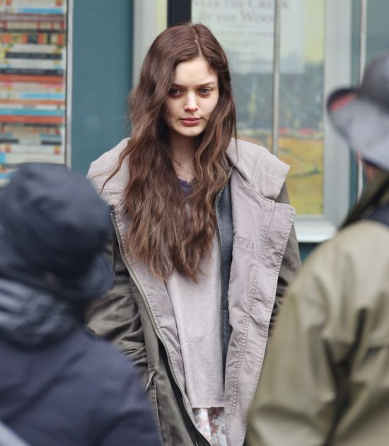 """Bella Heathcote na planie """"Ciemniejszej strony Greya"""""""