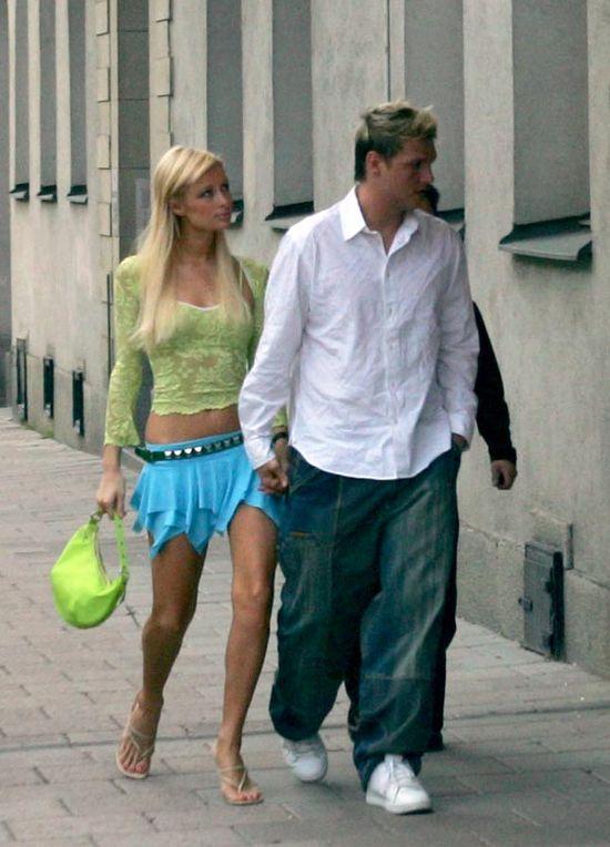 Kiedy Paris Hilton była dziewczyną Nicka Cartera