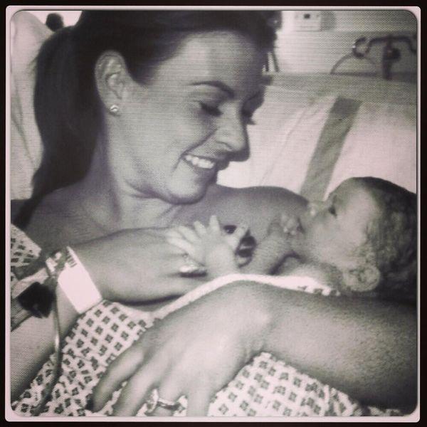 Coleen Rooney urodziła drugiego synka (FOTO)