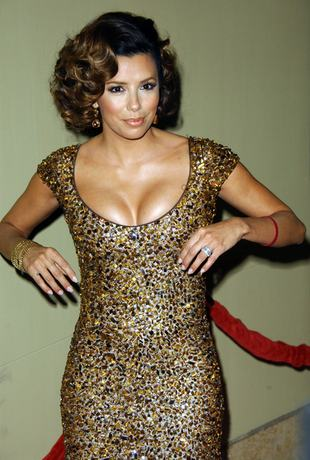Eva Longoria - nie jestem gruba!
