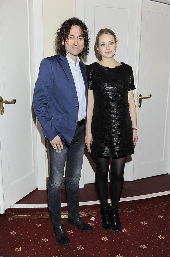 Piotr i Agata Rubik zostali po raz drugi rodzicami (FOTO)
