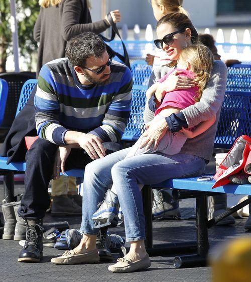 Garner i Affleck są wspaniałymi rodzicami (FOTO)