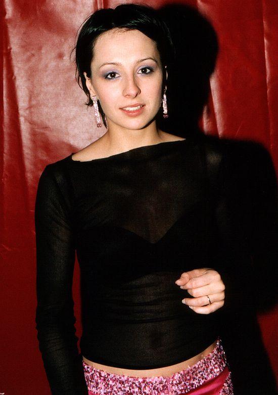 Tatiana Okupnik w 2000 roku