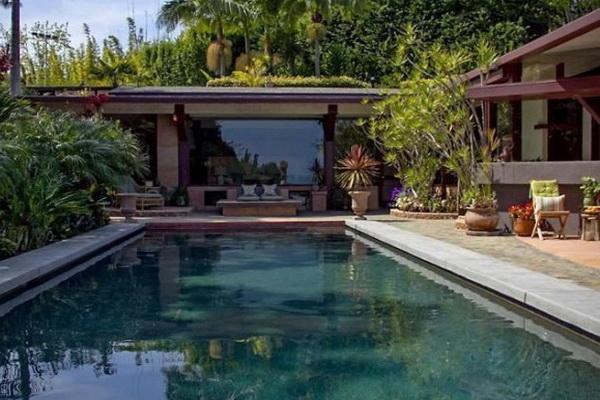 Dom Gwyneth Paltrow w Malibu