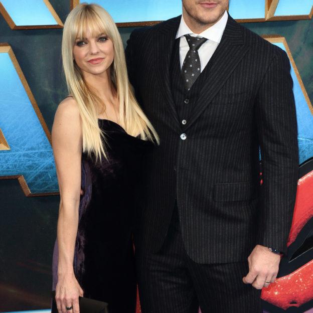 Chris Pratt i Anna Faris