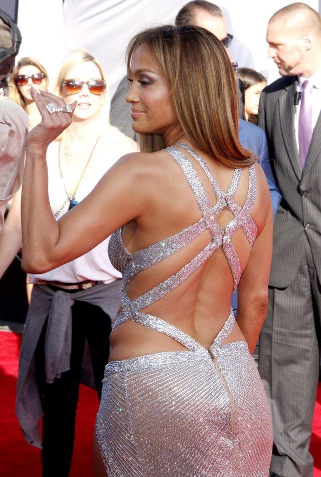 Jennifer Lopez zawsze ... Jennifer Lopez