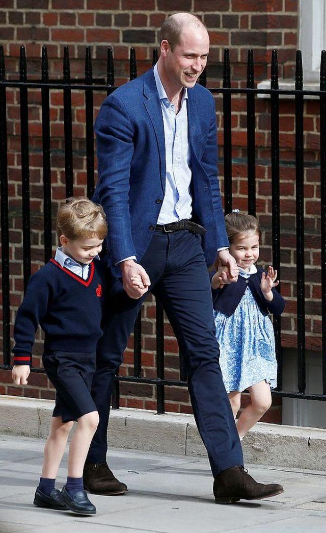 Dlaczego nie było nowego zdjęcia księżniczki Charlotte z okazji jej 3. urodzin?