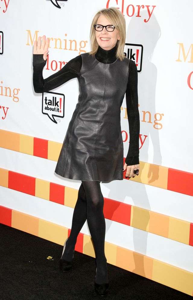 Diane Keaton dziś ma prawie 70 lat.