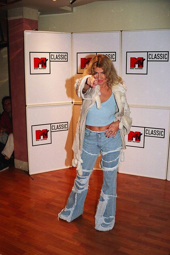 Beata Kozidrak w 2002 roku