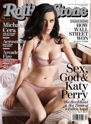 Zobaczcie nieretuszowane zdjęcie Katy Perry (FOTO)