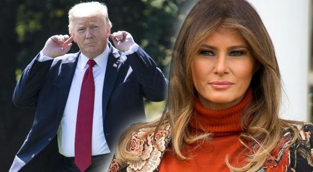 To KONIEC małżeństwa Donalda Trumpa?