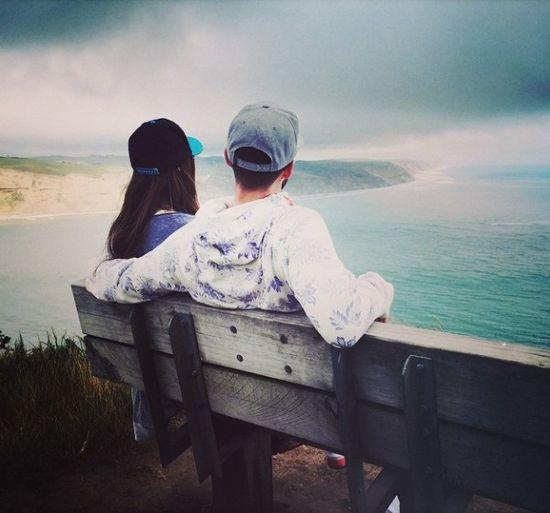 Justin Timberlake i Jessica Biel, instagram