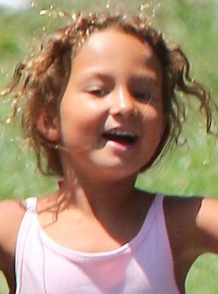 5-letnia Nahla będzie piękna jak jej mama?