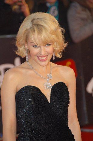 Kylie Minogue boi się rozebrać? (FOTO)