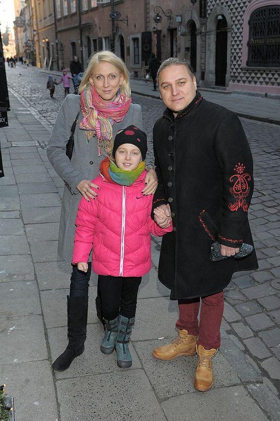 Paweł Golec ma drugą córeczkę