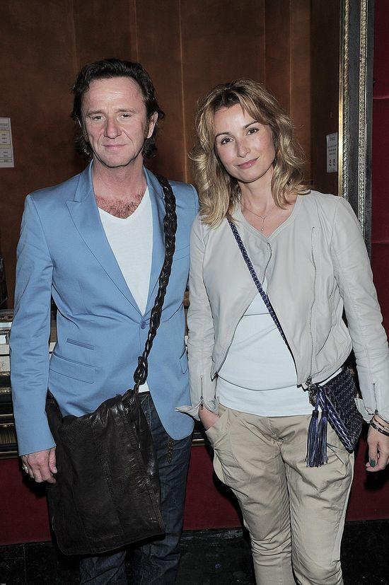 Joanna Brodzik i Pawe� Wilczak wyszli z ukrycia (FOTO)