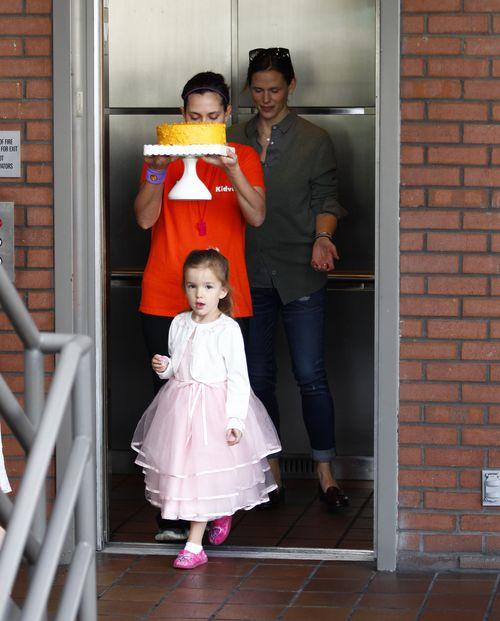 Ta mała księżniczka skończyła właśnie 4 latka (FOTO)