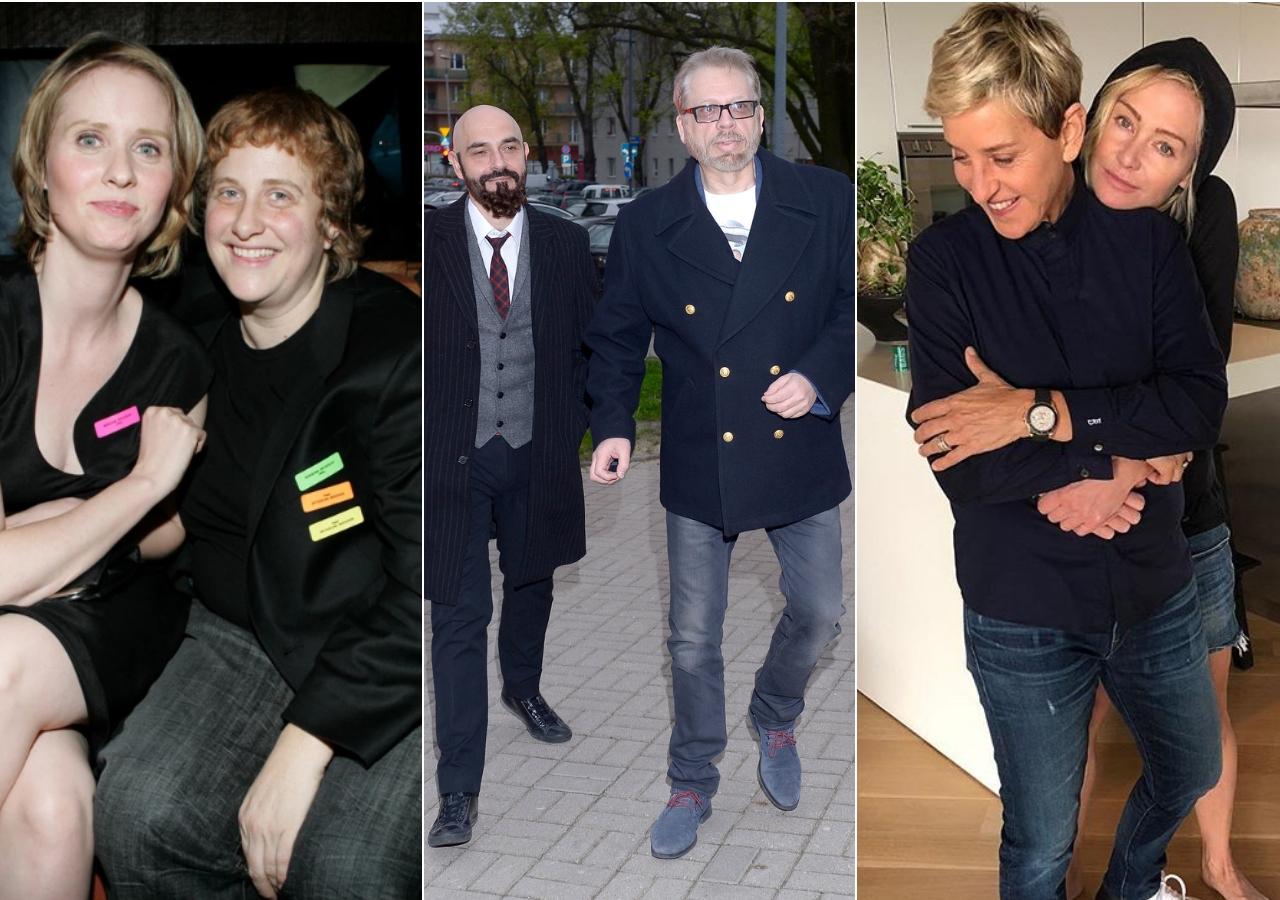 Najsłynniejsze pary homoseksualne w show-biznesie!