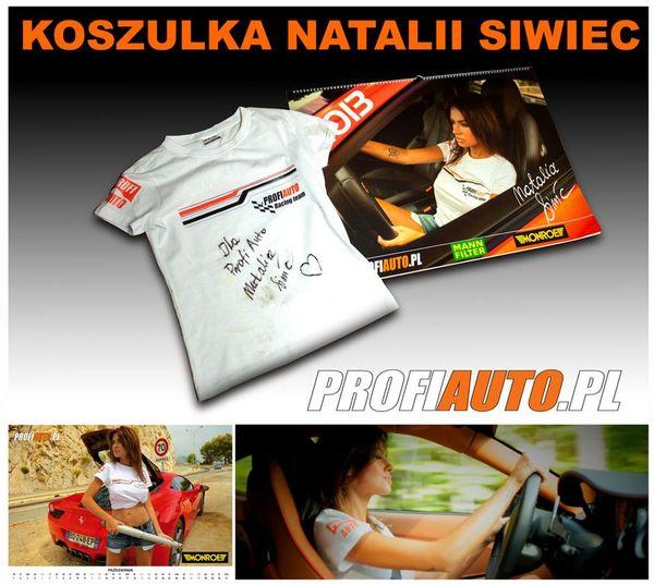 Natalia Siwiec na WO�P da�a brudn�(!) koszulk� (FOTO)
