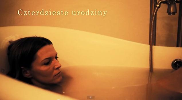 Ilona Felicjańska wystąpiła w filmie o... sobie (VIDEO)