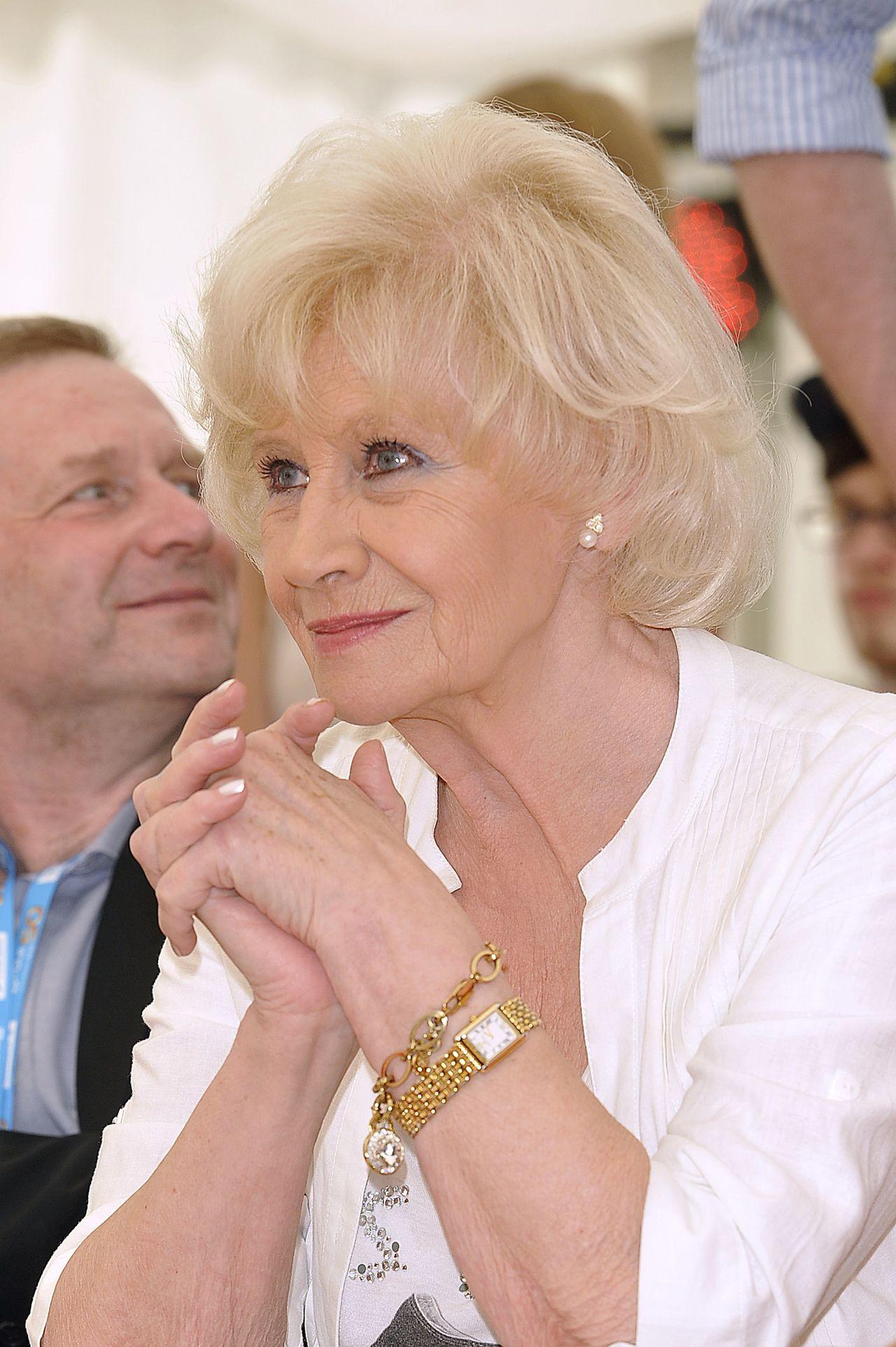 Krystyna Loska skończyła 81 lat