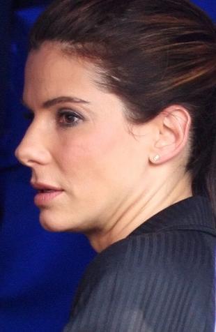 Sandra Bullock na planie filmowym (FOTO)