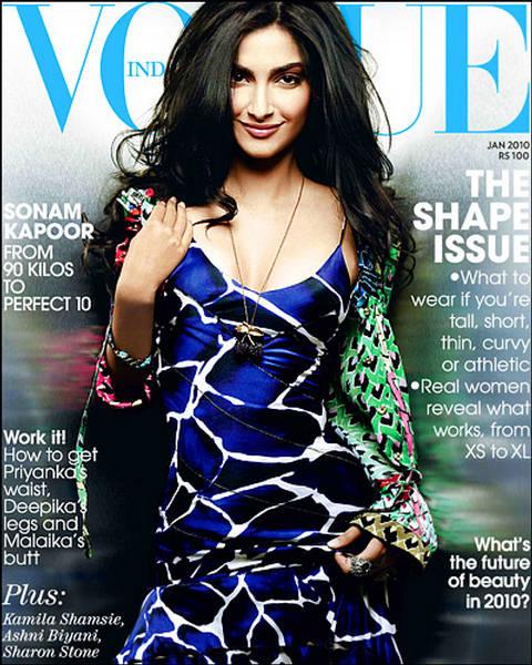 Sonam Kapoor jest córką popularnego indyjskiego aktora Anila Kapoora i Sunity Kapoor.