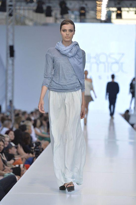 Finalistki Top Model na wybiegu Warsaw Fashion Street (FOTO)