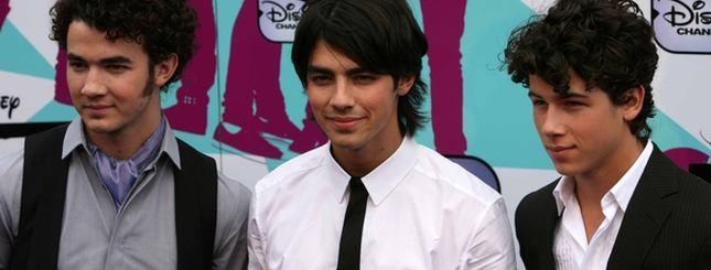 Jonas Brothers na premierze Camp Rock (FOTO)