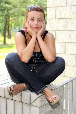 Katarzyna Zielińska - lans na całego (FOTO)