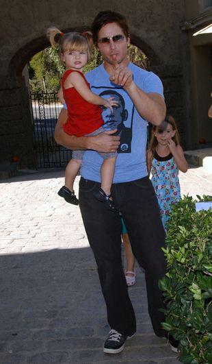 Jennie Garth z mężem i córkami (FOTO)